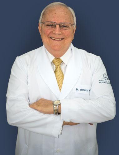 Dr. Bernardo Melman Cirurgião Plástico <h5>CRM: 52-15224.7   RQE: 6981</h5>
